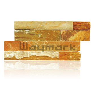Golden Yellow Quartzite